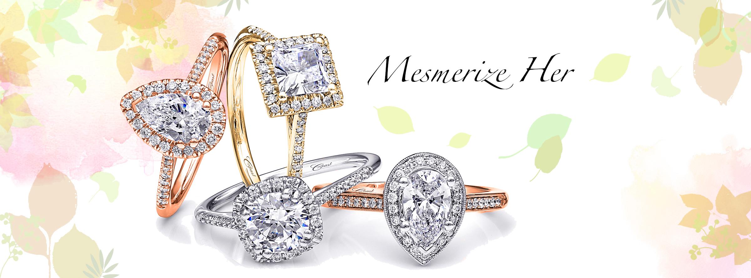 halo engagement rings , wedding , bridal
